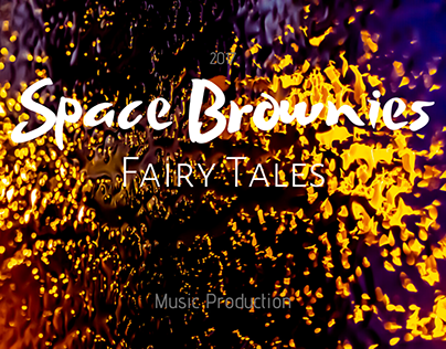Space Brownies - Fairy Tales (cover)