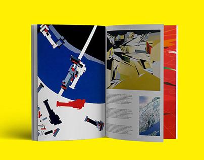 Zaha Hadid - Early Works Book Design