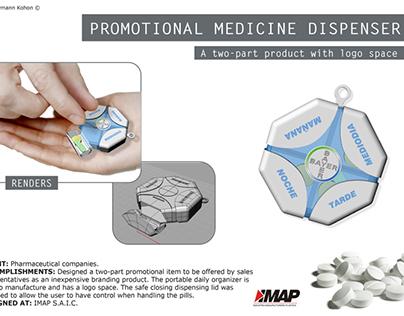 Promotional Medicine Dispenser