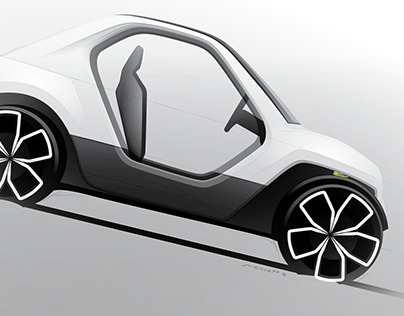 Car for Young Drivers (2014 Project)