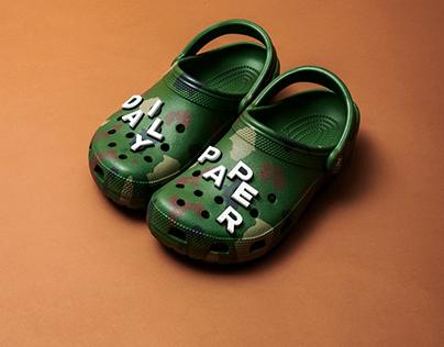 Crocs X Daily Paper - Design & Concept Creation