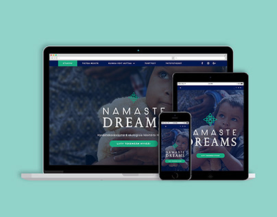 Namaste Dreams - Branding