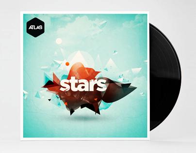 Atlas/ Stars EP cover