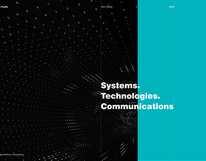 Systems. Technologies. Communications