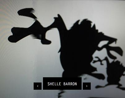 Shelle Barron Website