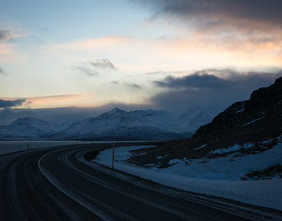 Winter roadtrip to Iceland