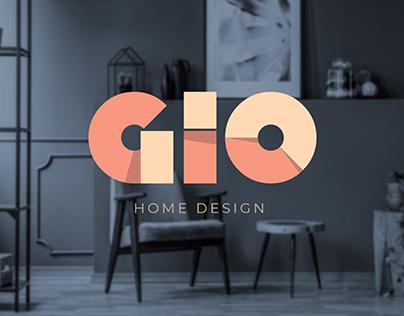 Branding GIO HOME DESIGN
