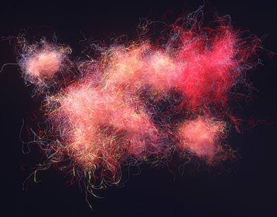Daily Renders: X-Particles