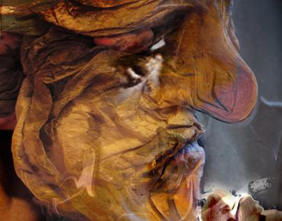 Crumpled Paper - Charles Bukowski