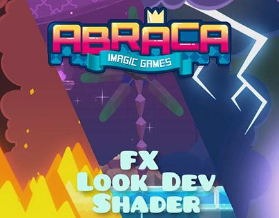 Abraca Project Reel