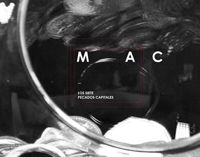 MAC // Siete Pecados Capitales