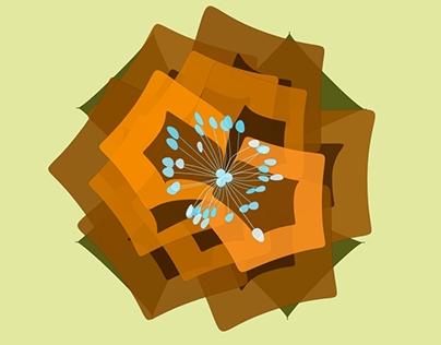 BLOOM Generative Visualisation