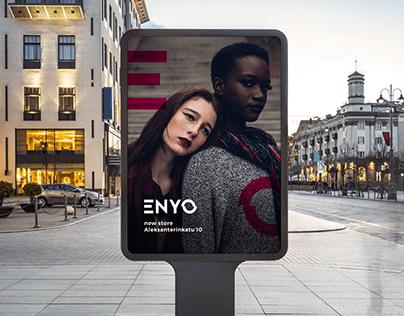 Enyo - Factice concept store