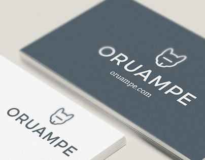 Oruampe. Branding design.