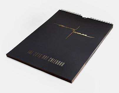 The 2016 Zbigniew M. Bielak Art Calendar