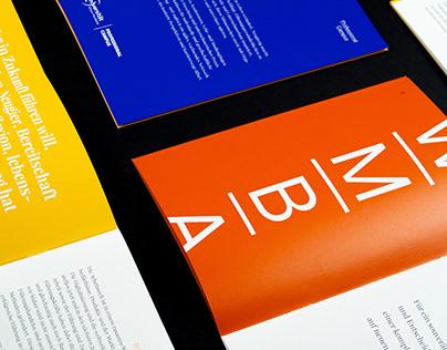 Universität Witten/Herdecke Produkt Broschüren