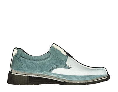 Shoe cutaways
