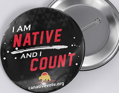 Event Flyer: California Native Vote Project