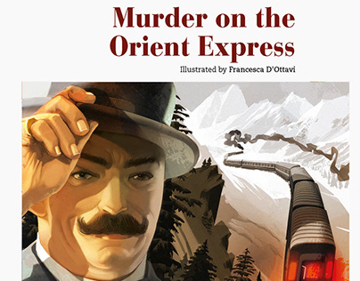 Murder on the Orient Express (A. Christie)