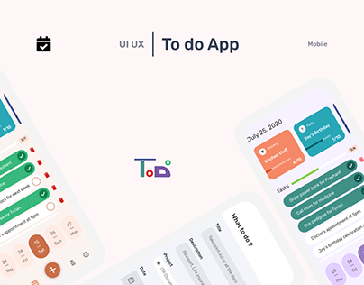 To do - the way you wanted | UI/UX | Mobile