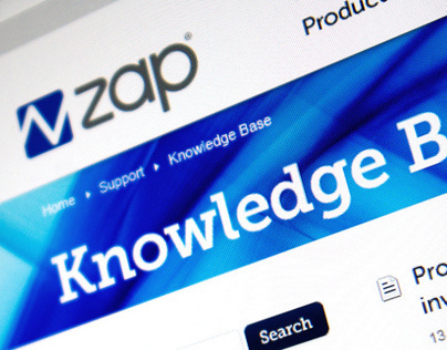 Zap. Graphic and Website Design