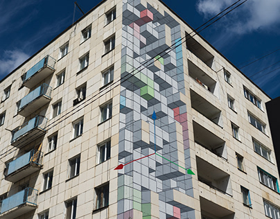 Iskra Urban Fest 2020 - Axis by STFNV