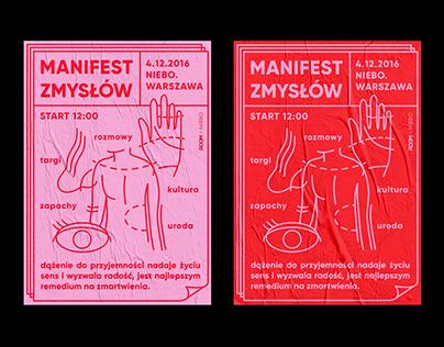 MANIFEST ZMYSŁÓW
