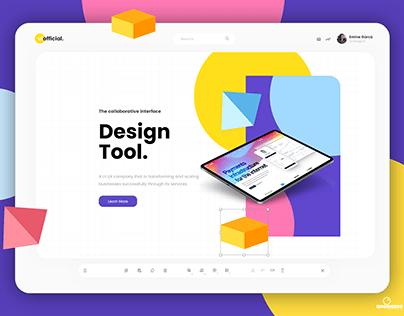 Design Tool Concept 🔶