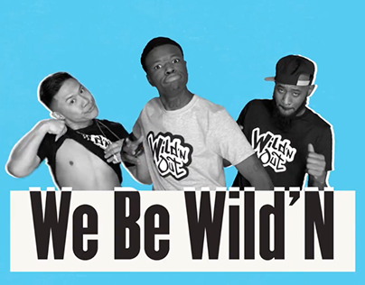 Wild 'N Out/Joking Off Remix Billboard Spot