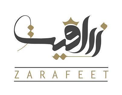 Zarafeet Arabic women wear
