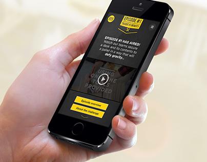 CSQ Tradie Vs Campaign App