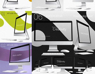 iMac poster