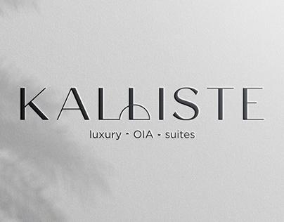 KALLISTE. Luxury OIA Suites