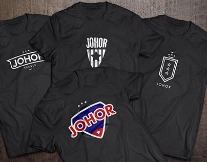 Johor T-shirt Design