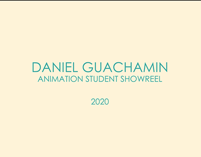 First Show Reel