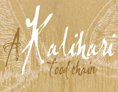 A Kalahari food chain