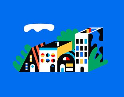 Happy Cities