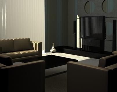 Interior Scene 01