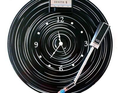 Vinyl Clock (COPY)