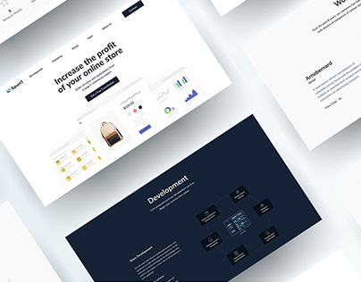 Redesign of Corporate website