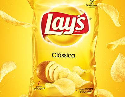 Elma Chips . Lay's