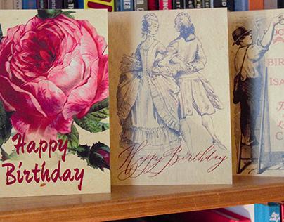 Custom (Hand)Made Birthday Cards
