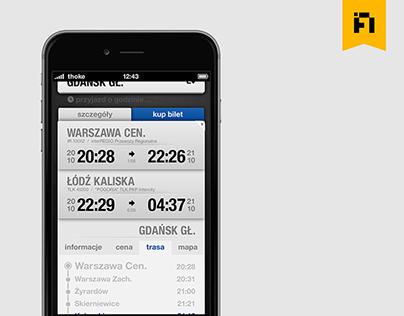 railway timetable app