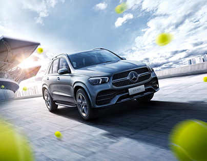 Mercedes-Benz Shanghai Masters Project