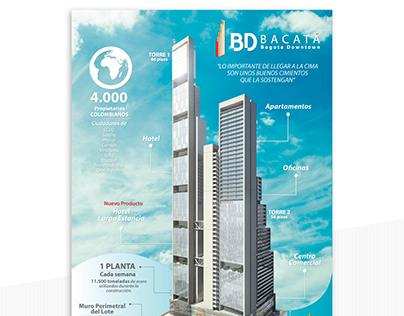 Infografía usos - BD Bacatá