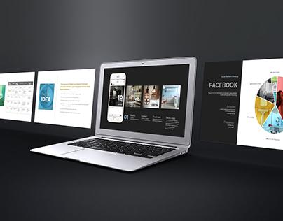 Presentation Deck - Digital Campaign