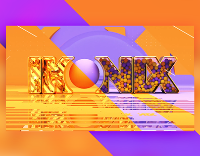 Intro for Ikonix Showreel