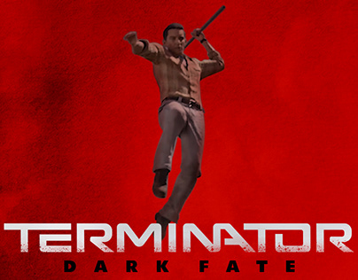 Terminator - Dark Fate FAN MADE POSTER