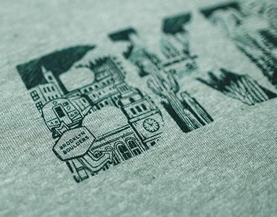 BKB x Ming - Sweatshirt Design