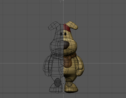 O Urso Ginasta   3D